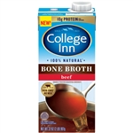 College Inn Beef Bone Broth - 32 Oz.