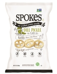 Air-Puffed Dill Pickle Potato Snack - 2.8 Oz.