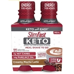 SlimFast Keto Ready To Drink Mocha - 11 fl. Oz.