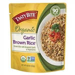 Garlic Brown Rice - 8.8 oz.