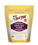 Bobs Red Mill White Rice Flour - 24 Oz.