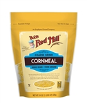 Bobs Red Mill Coarse Grind Cornmeal Whole Grain - 24 Oz.