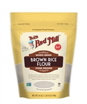 Bobs Red Mill Brown Rice Flour - 24 Oz.