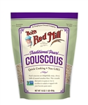 Bobs Red Mill Traditional Pearl Couscous - 16 Oz.