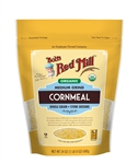 Bobs Red Mill Organic Medium Grind Cornmeal - 24 Oz.