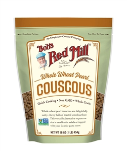 Bobs Red Mill Whole Wheat Pearl Couscous - 16 oz.