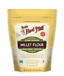 Bobs Red Mill Millet Flour - 20 Oz.