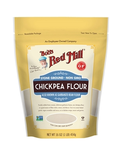 Bobs Red Mill Chickpea Flour - 16 oz.