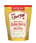 Bobs Red Mill Gluten Free Corn Grits and Polenta - 24 Oz.