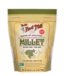 Bobs Red Mill Whole Grain Millet - 24 Oz.