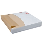 Quilt-Wrap Insulated Highly Grease Resistant Sandwich Paper