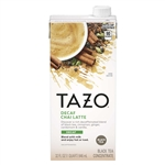 Tazo Tea Concentrated Decaf Chai - 32 Oz.