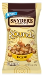 Snyders Of Hanover Pretzel Butter Rounds - 3.5 Oz.