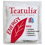 Energy Red Wrapped Standard Tea Bags