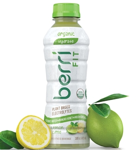 Berri Fit Organic Lemon Lime - 16 fl. Oz.