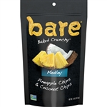Bare Baked Crunchy Pineapple Coconut Medley Chips - 1.8 Oz.