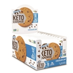 Chocolate Chip Keto Cookie - 1.6 Oz.