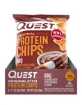 Quest Barbecue Chips - 1.1 Oz.