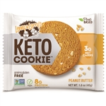 Peanut Butter Keto Cookie - 1.6 Oz.