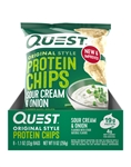 Quest Cheddar and Sour Cream Chips - 1.1 Oz.