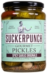 Spicy Garlic Original Pickles - 24 Oz.