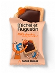 Milk Chocolate And Caramel Cookie - 0.27 oz.