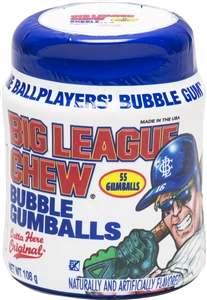 Big League Chew Minis To Go Cup - 3.8 oz.