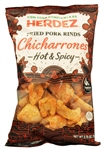 Herdez Hot And Spicy Pork Rinds - 2.75 Oz.