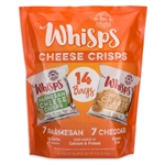 Parmesan and Cheddar Variety Pack - 0.63 Oz.