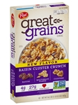 Post Great Grains Raisin Cluster Crunch - 16.5 Oz.