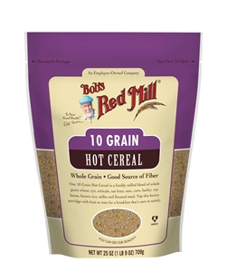 Bob's Red Mill 10 Grain Cereal - 25 oz.