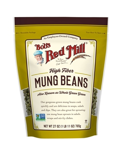 Bob's Red Mill Mung Beans - 27 oz.