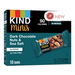 Kind Mini Dark Chocolate Nuts and Sea Salt - 7 Oz.