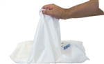 White Disposable Aprons 28 in. x 46 in. 28 in. x 46 in.