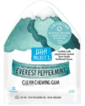 Project 7 Everest Peppermint Clean Chewing Gum