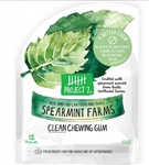 Project 7 Spearmint Farms Clean Chewing Gum