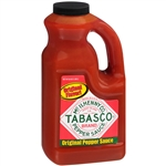 Tabasco Pepper Sauce - 0.5 Gal.