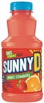 Sunny Delight Orange Strawberry  - 16 Fl. Oz.