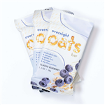 Detour Overnight Oats Blueberry Bar