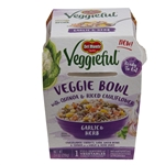Del Monte Veggieful Garlic And Herb Veggie Bowl - 7.4 Oz.