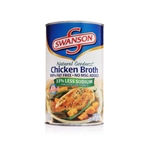 Natural Chicken Broth - 49 Oz.