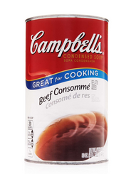 Campbell's Soup Beef Consomme - 50 oz.