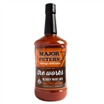 Major Peters Works Bloody Mary Mix - 1.75 ltr.