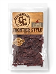 Cattlemans Cut Frontier Style Classic Smoked Jerky  6 Oz.