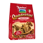 Loacker Quadratini Hazelnut - 8.82 Oz.