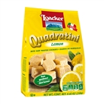 Loacker Quadratini Lemon - 8.82 Oz.