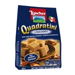Loacker Quadratini Chocolate - 8.82 Oz.