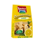 Loacker Quadratini Lemon - 4.41 Oz.
