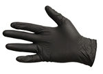Proguard Nitrile Powder Free General Purpose Black Gloves