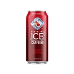 Sparkling Ice Caffeine Cherry Vanilla Naturally Flavored Sparkling Water - 16 Fl. Oz.